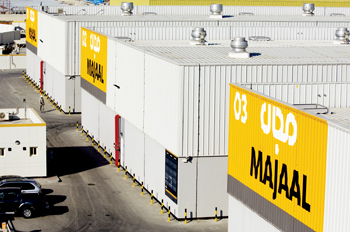 Majaal, a hub for SME industrial units and warehousing