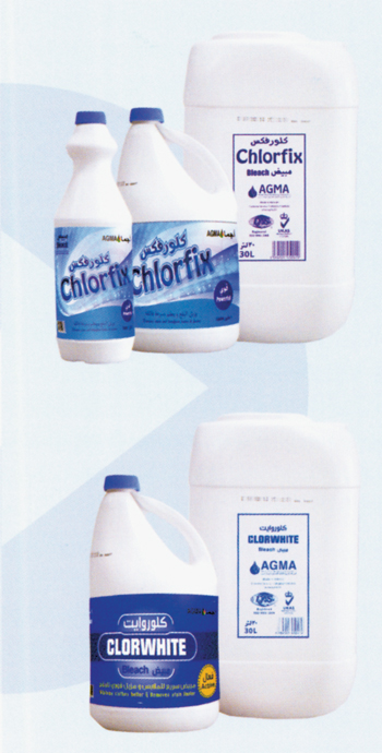 Agma bleach products