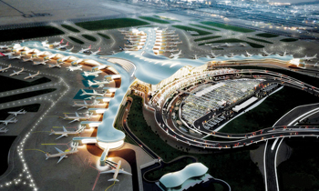 The Abu Dhabi International Airport project used a totally BIM-driven approach