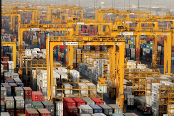 The UAE logistics sector is poised for growth