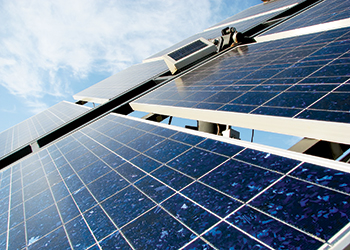The Saudi Government wants to make renewable energy a growth sector