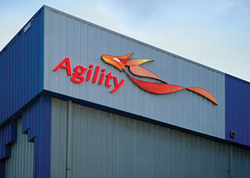Agility has a presence at the Kizad Logistics Park
