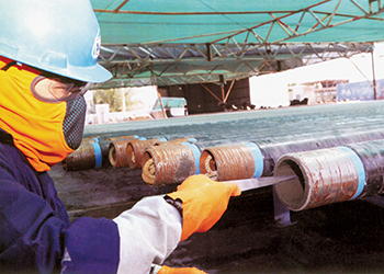 The Raymond Centriline Process of cement mortar lining has enjoyed strong demand over the years