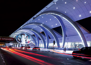 The Airport Show takes place from May 10 to 12, 2015, in Dubai