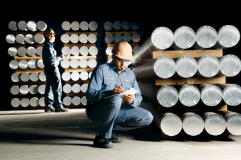 Alba, the Gulf's oldest aluminium smelter, is renowned for the high quality of its products