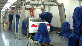 Automechanika will also take a look at the car wash market