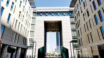 The DIFC: an organisation of great influence