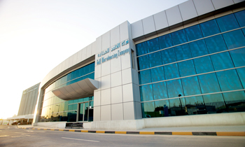 GWC's headquarters in Doha