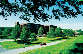 Honeywell's global headquarters in Morristown, New Jersey (US)