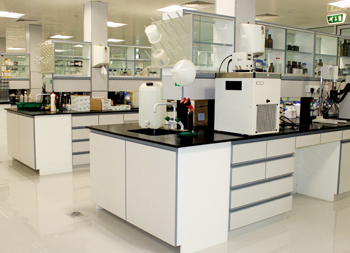 An example of Labtec furniture