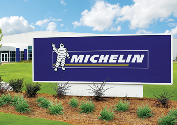 Michelin is one of the world's leading tyre manufacturers