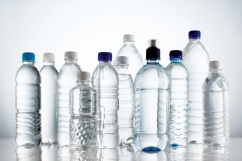 The Pet bottle: a main raw material