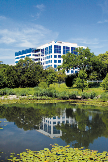 National Instruments' global headquarters in Austin, Texas (US)