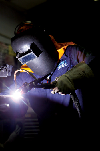 PGWS is one of the leading suppliers of welding equipment and services in the Middle East