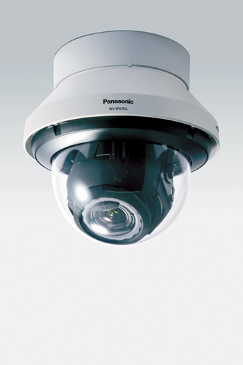 WV-SFV781L 4K security camera