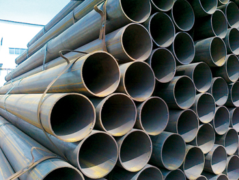 The new company will be manufacturing sour-grade longitudinal welded steel pipes