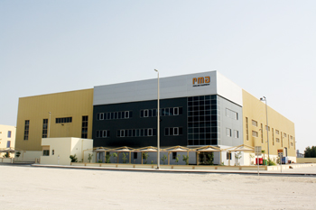 The RMA Pipeline Equipment Plant in Bahrain was Global Steel's biggest PEB project