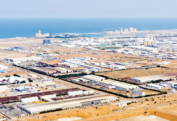 Rakia accommodates a very wide range of sectors at its industrial parks