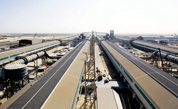 Emirates Aluminium (EGA-Taweelah) is the anchor tenant of Kizad's aluminium cluster