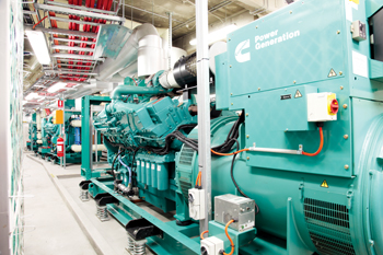 The state is on the threshold of a boom in generator sets