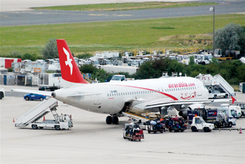 The low-cost carrier