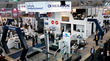 Hexagon Metrology offers products for industrial metrology applications in a number of sectors
