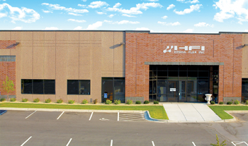 The company's headquarters in Burnsville (MN), USA