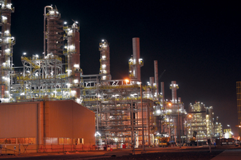 An Orpic chemical plant in Sohar