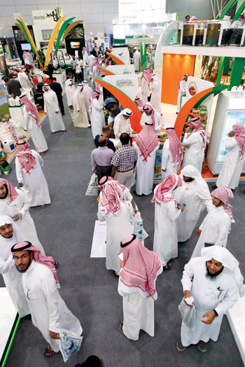 Saudi Agriculture had a good turnout both from the visitor and exhibitor standpoints