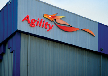 Adnec contract goes to Agility