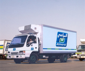 The company is a major supplier of dairy and other food products in the region