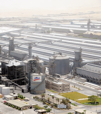 Alba, a pivotal player in Bahrain's industry
