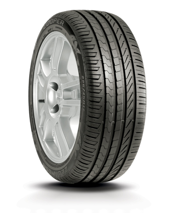 The Cooper Zeon CS8, one of the new tyres launched in the Gulf