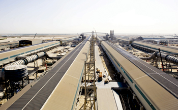 Emirates Aluminium, one of EGA's operating assets