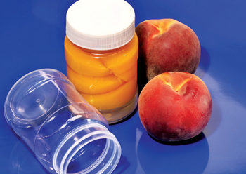 Multilayer PP/EVOH/PP jars, fruit of the Total-RPC collaboration
