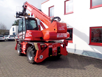 With the Syncron system, it is expected that Manitou will reduce inventory by 30 per cent and increa