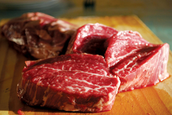 Brazil is one of the world's leading exporters of beef