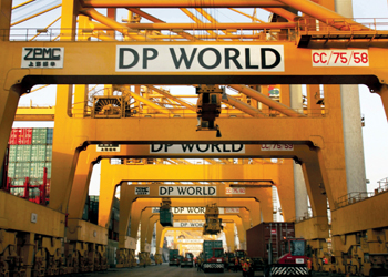 DP World: getting busier