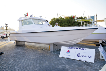 Gulf Craft's Silvercraft 31 HT