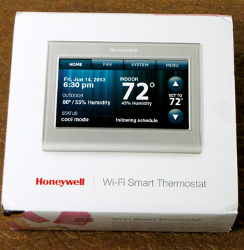The Smart Wi-Fi thermostat will be out in Q1 2016 in the region