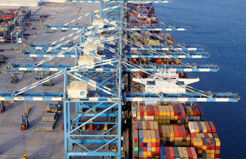 Khalifa Port: going from strength to strength
