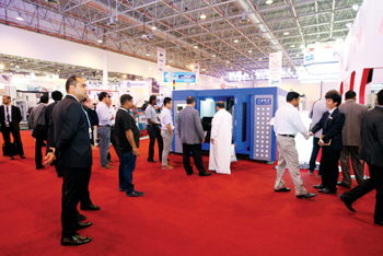 The SteelFab event traditionally draws strong interest from all industry sectors related to steel