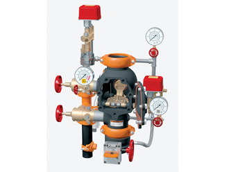 The new FireLock NXT Series 768N Dry Valve