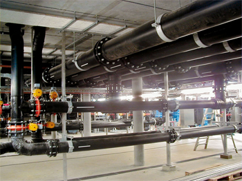 AGRU's DNV-approved PE 100/PE 100-RC piping system in shipbuilding application