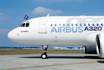 The A320neo is considered the world's best-selling single aisle aircraft
