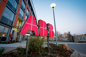 ABB Group's headquarters in Zurich, Switzerland