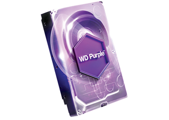 The company is making a strong pitch for its latest offering, WD Purple drives