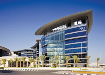 The newly inaugurated plant in Ras Al Khaimah