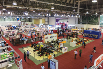 Sharjah show equips the UAE fabricators with cutting-edge technology and products