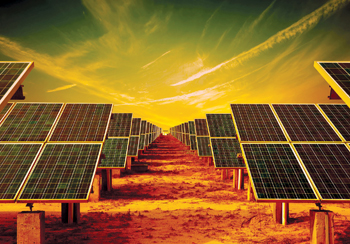 Chinese companies are a powerful force in the solar energy market